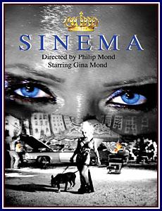 Sinema Porn DVD