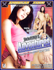 Uncle Pervy's Adventures Porn DVD