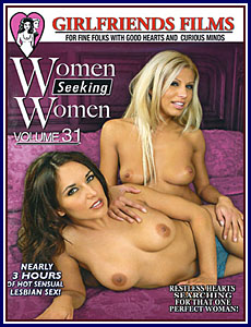 Women Seeking Women 31 Porn DVD