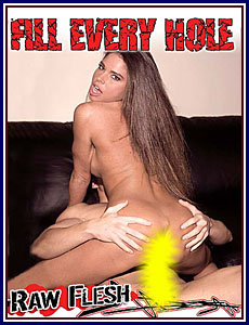Fill Every Hole Porn DVD