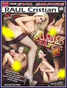 Ass Traffic 2 Porn DVD