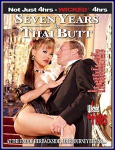 Seven Years In Thai Butt Porn DVD