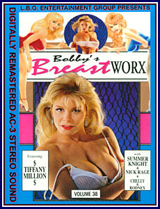 Breast Worx 38 Porn DVD