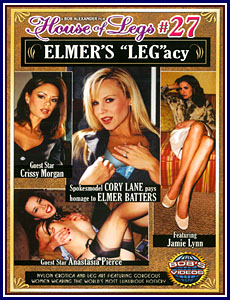 House of Legs 27 Porn DVD