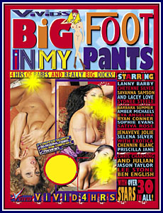 Big Foot In My Pants Porn DVD