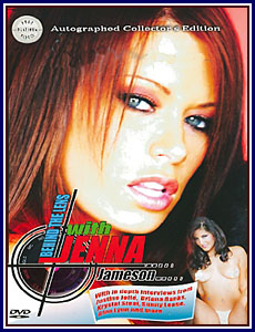 Behind The Lens with Jenna Jameson Porn DVD