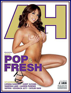 Pop And Fresh Porn DVD
