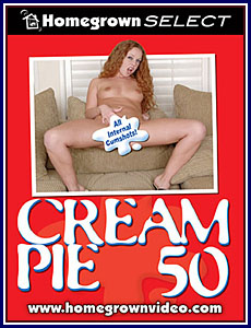 Cream Pie 50 Porn DVD