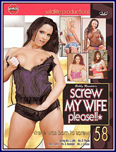Screw My Wife Please 58 Porn DVD