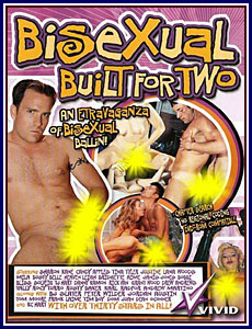 Bisexual Built For Two Porn DVD
