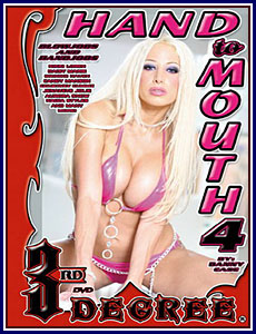 Hand To Mouth 4 Porn DVD