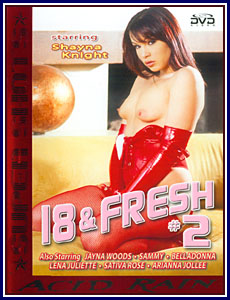 18 And Fresh 2 Porn DVD