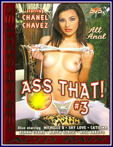 Ass That 3 Porn DVD