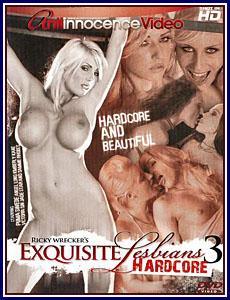 Exquisite Lesbians 3 Porn DVD