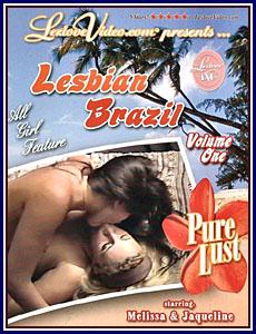 Lesbian Brazil Porn DVD