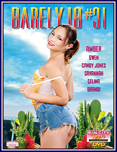 Barely 18 31 Porn DVD