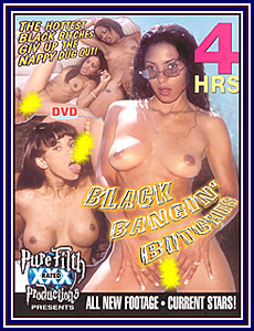 Black Bangin' Bitches Porn DVD