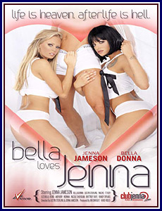 Bella Loves Jenna Porn DVD