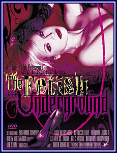 Fetish Underground Porn DVD