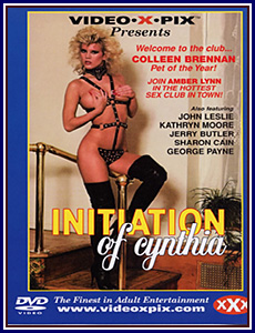 Initiation of Cynthia Porn DVD