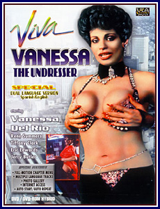Viva Vanessa The Undresser Porn DVD
