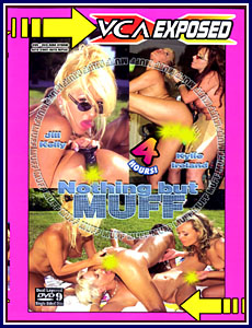 Nothing But Muff Porn DVD