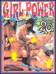 Girl Power 20 Porn DVD
