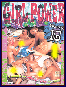 Girl Power 16 Porn DVD