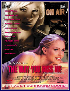 The Way You Kiss Me Porn DVD