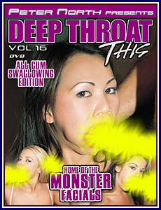 Deep Throat This 16 Porn DVD