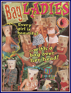 Bag Ladies Porn DVD