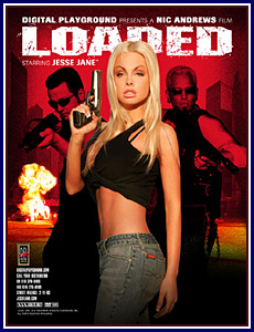 Loaded Porn DVD