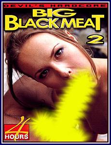 Big Black Meat 2 Porn DVD