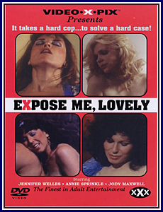 Expose Me Lovely Porn DVD