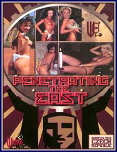 Penetrating The East Porn DVD