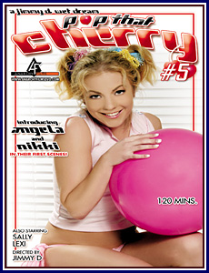Pop That Cherry 5 Porn DVD