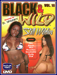 Black and Wild 10 Porn DVD