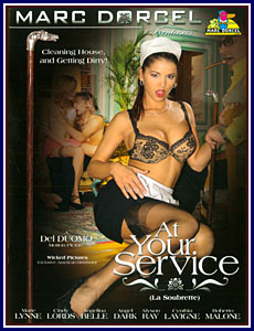 At Your Service Porn DVD