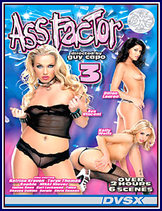 Ass Factor 3 Porn DVD