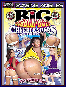 Big Bubble Butt Cheerleaders 2 Porn DVD