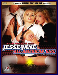 Jesse Jane All-American Girl Porn DVD