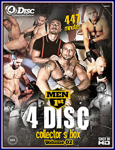 Men 1st 4-Disc Collector's Box 2
