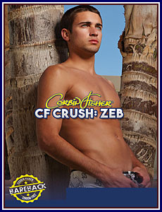 Corbin Fisher CF Crush: Zeb