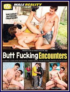 Butt Fucking Encounters