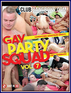 Gay Party Squad 07