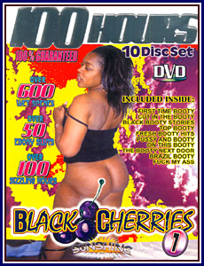 Black Cherries Porn DVD