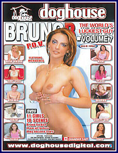Bruno B World's Luckiest Guy 7 Porn DVD