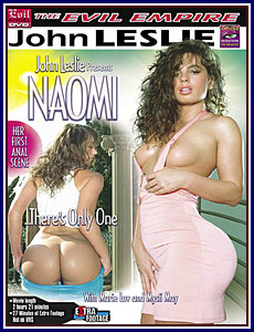 Naomi There's Only One Porn DVD