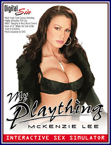 My Plaything McKenzie Lee Porn DVD