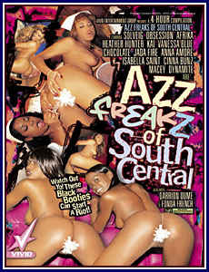 Azz Freakz Of South Central Porn DVD